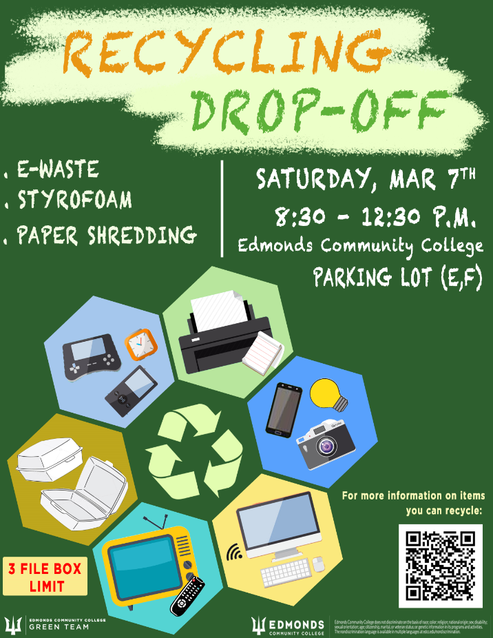 recycling dropoff