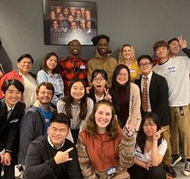 Center for Student Cultural Diversity & Inclusion Staff