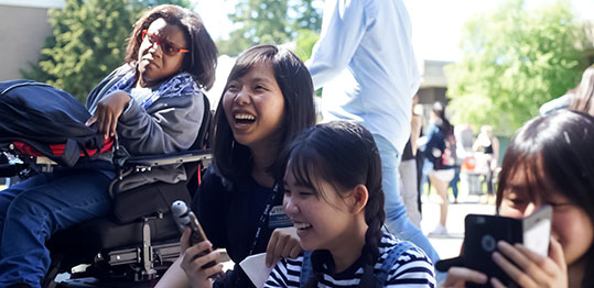 Spring Fest Photo on CSEL Website