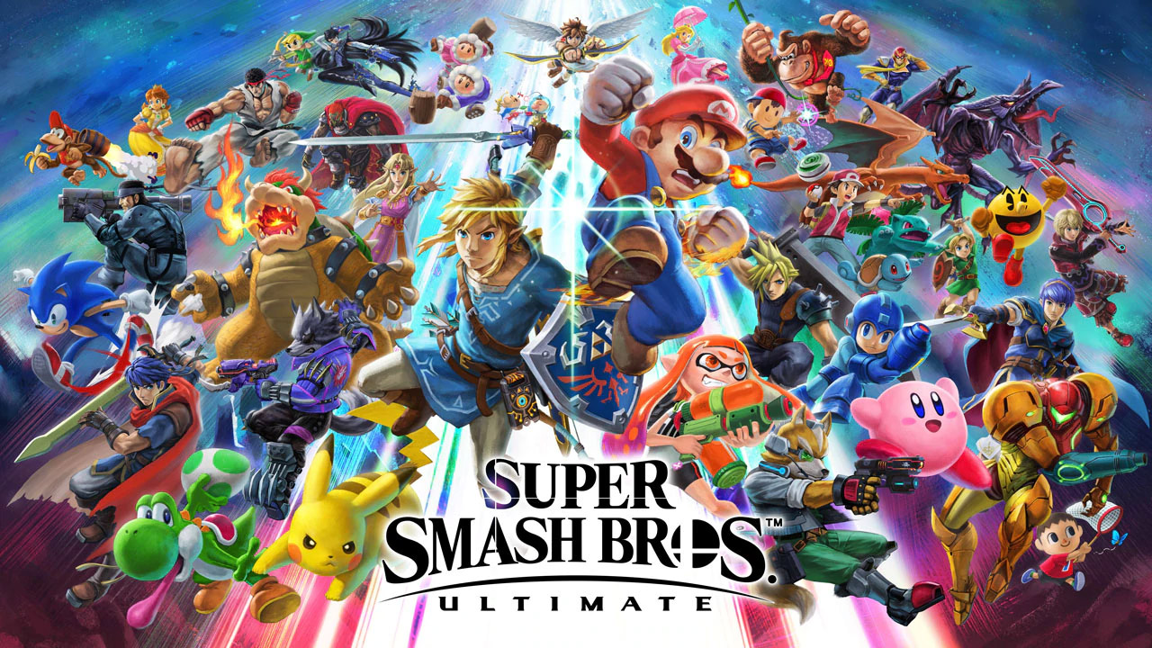 Super Smash Bros Ultimate graphic